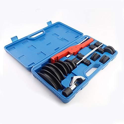Herramienta combinada de dobladora de tubos de cobre, herramienta de aire acondicionado for máquina dobladora de tubos hidráulicos