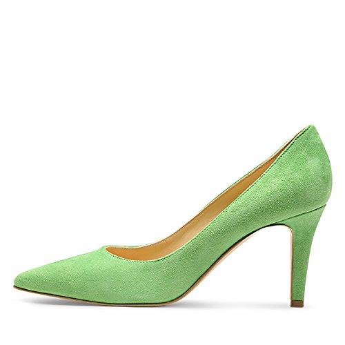 Evita Shoes, Scarpe col tacco donna Verde (Verde chiaro)