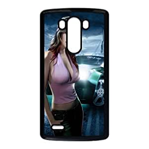 Nikki Morris Need For Speed Underground 2 Game LG G3 Cell Phone Case Black Personalized Phone Case LK5S4878L