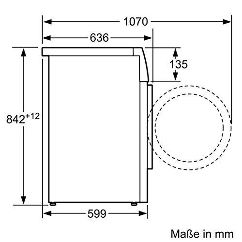 Bosch WTH83000 Wärmepumpentrockner - 5