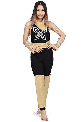 me Demon Cat Shihouin Yoruichi Outfit Set V1 (Yoruichi Shihouin Kostüm)