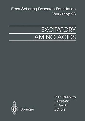 Forschung Aminosäure (Excitatory Amino Acids: From Genes to Therapy (Ernst Schering Foundation Symposium Proceedings, Band 23))