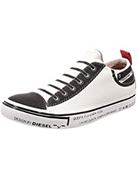 Mens S-Kby Low-Top Sneakers, Off-White (T1015 T1015), 9 UK Diesel