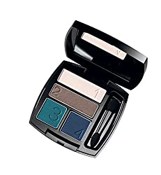 True Color Eyeshadow Quad (IN) - Glow Teal