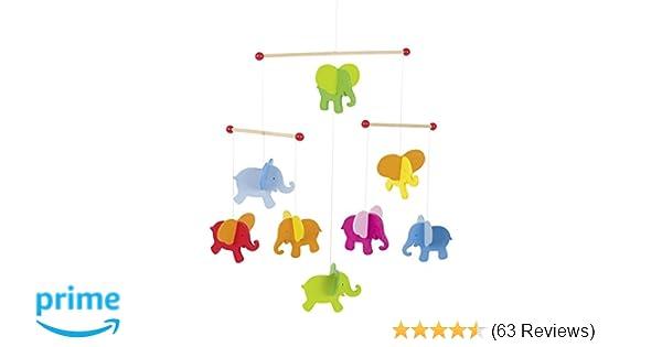 Mobile Elefanten: 40 x 45 cm, Holz, per Stück: Amazon.de: Bücher