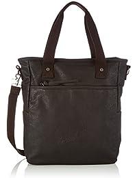 Frankie's Garage Shopper Bag - Bolso de mano de piel sintética Unisex adulto