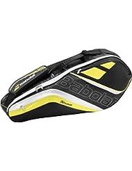 Babolat Rh X 3 Team Line Fundas para raquetas de tenis, Unisex adulto, Amarillo, Única
