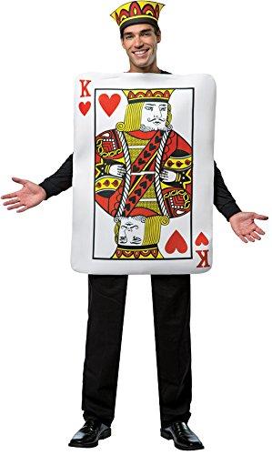 Kostüm Brief König der Herzen (Der König Der Herzen Kostüm)