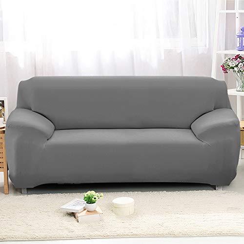 SearchI Funda elástica sofá 4 plazas Cubierta Antideslizante