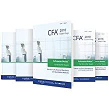 2018 CFA Level 1 Study package (5 books) + 1 practice book (Eligible only with purchase from Way2success)