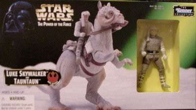 Star Wars Tauntaun - Star Wars Power of the Force