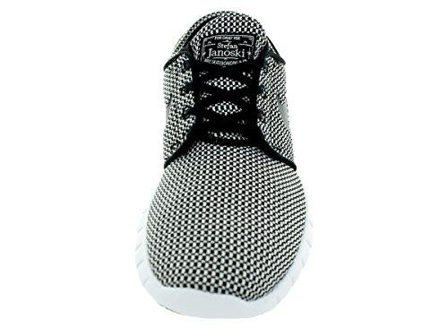 Nike Jungen Stefan Janoski Max Skaterschuhe Black/Black/White