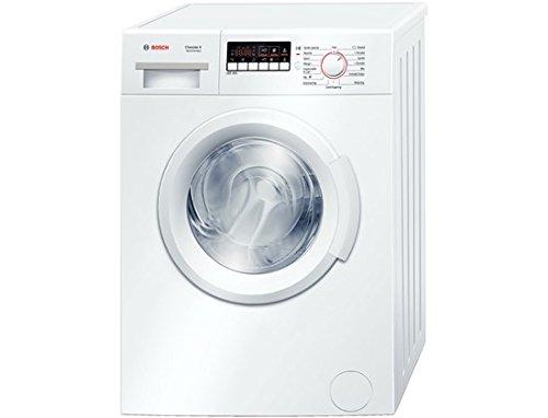 Bosch WAB28266SN Stand-Waschmaschine, 6 kg Hinterladung, 6 kg, Weiß