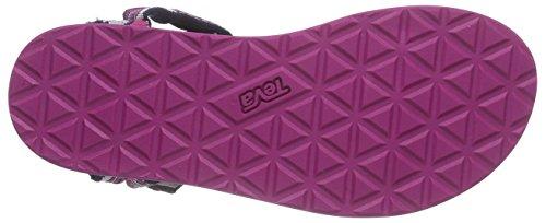 Teva Original Universal W's, Sandales de sport femme Violet - Violett (Pyramid Raspberry 724)