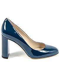 Versace 19.69 Pumps/Zapatos de Tacón Para Mujer Tacón 9 cm 100% Charol