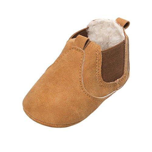 2017 Chaussures bébé,Xinan Chaussures Garçon Fille Cuir Souple 6 Couleurs