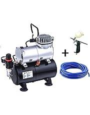 Painter Spray Gun Combo of 60 ml Artmaster Air Brusher and