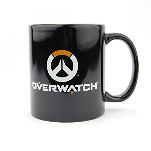 Overwatch - Mug - Capacité : 320 ML - Merchandise Officielle.