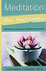 Meditation for Beginners: Techniques for Awareness, Mindfulness and Relaxation (For Beginners (Llewellyn's))