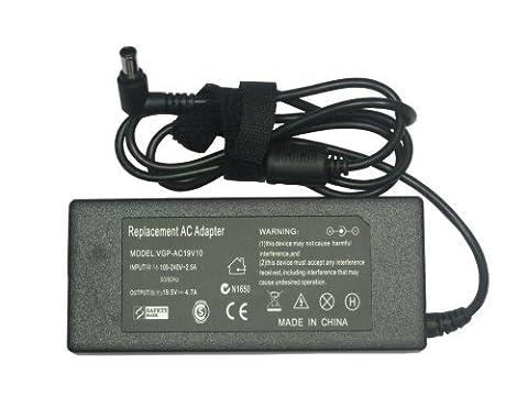 PC247 Alimentation 15V 5A Laptop/PC portable Adaptateur/Chargeur pour Toshiba Satellite M50 Series including M50, M50-101, M50-105, M50-106, M50-109, M50-115, M50-122, M50-126, M50-130, M50-137, M50-138, M50-141, M50-142, M50-143 / M50-156, M50-157, M50-159, M50-161, M50-180, M50-181, M50-182, M50-MX2, M50-MX5, M50-P330, M50-P340, M50-P345, M50-P3451 / M50-S418, M50-S4182 avec PC247's garantie 1 an et adaptateur secteur EU inclus.