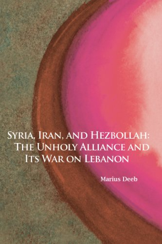 Syria, Iran, and Hezbollah: The Unholy Alliance and Its War on Lebanon (Herbert & Jane Dwight Working Group on Islamism and the International Order) Epub Descargar Gratis