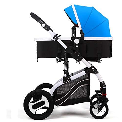 YEZXC Bébé Enfant vélos vélo Haute Paysage Peut s'asseoir ou Se Coucher Hiver Poussette bébé Poussette Voiture Pont Cadeau pour Enfants