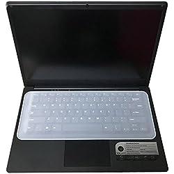 TAOtTAO Ultradünner Laptop 13/13.3/14 / 14.1 Zoll Universelle Tastaturmembran - 31 * 13CM Universelle Silikon-Tastatur-Schutzhaut für Laptops Notebooks