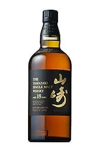 Suntory Yamazaki 18 Years Old Single Malt Whisky 70 cl