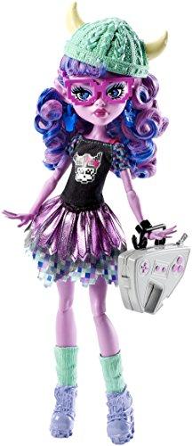 Monster High Mattel CJC62 - Schüler-Graustausch Kjersti ()