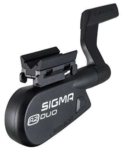 Sigma Sport Zubehör, R2 DUO Speed/Cadence Combo Sender (Ant+/Bluetooth Smart)