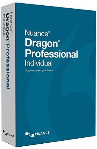 Nuance Dragon Professional Individual V15.0 - Deutsch + Englisch - 2PC-Windows