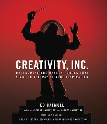 [(Creativity, Inc.: Overcoming the Unseen Forces That Stand in the Way of True Inspiration)] [Author: Ed Catmull] published on (April, 2014)