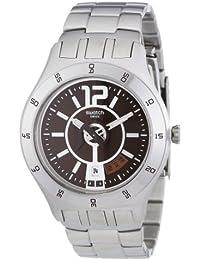 Swatch Herren-Armbanduhr Analog Quarz YTS406G