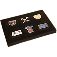 West Ham United FC Anstecknadel Set (6 Stück)