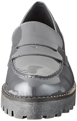 Marc Shoes - Katy, Scarpe stringate Donna Grigio (Anthrazit)