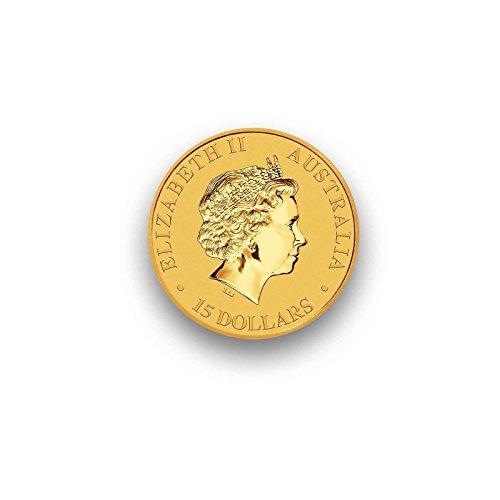 Goldmünze Ausralien Känguru 1/10 Unze - 2018 - 999.9 Feingold - Perth Mint