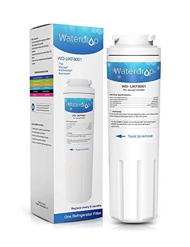 Waterdrop UKF8001 cartucho de filtro de agua para nevera/frigorífico - Maytag UKF8001,...