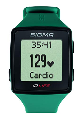 Sigma Sport ID.Life Sigma Reloj Pulsómetro Óptico ID Life Pine Green