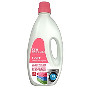 IFB Essentials Fluff Front Load Fabric Detergent – 1 L