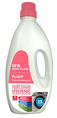 IFB Essentials Fluff Front Load Fabric Detergent - 1 L