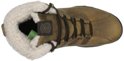 Mid pluie Marron Timberland femme Brown Boot Bottes Canard Waterproof Resort de 7nPzp0