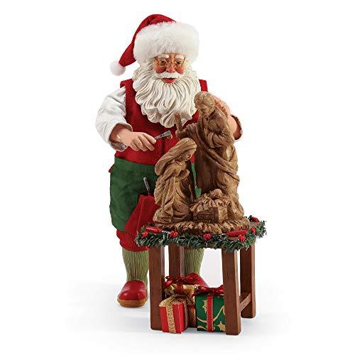Department 56 Possible Dreams Santas Sports and Leisure Beautiful Creation Figur, PVC, Mehrfarbig, 10.5