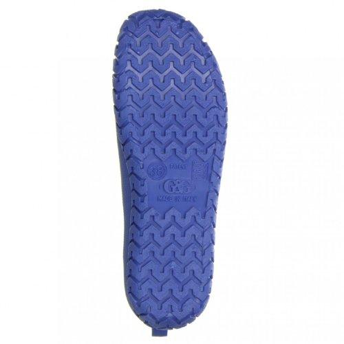 G&G Damen Herren Badeschuhe Sanitized blau Blau