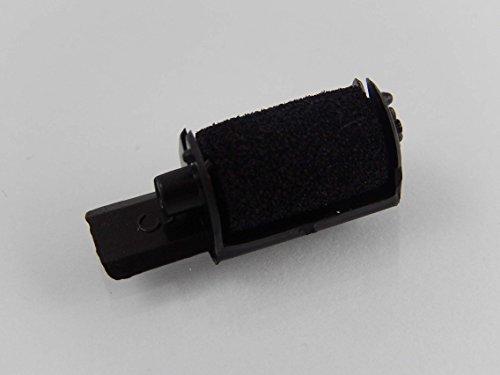 Preisvergleich Produktbild vhbw Farbrolle Tintenrolle für Nadeldrucker, Schreibmaschine Casio HR 110 S, HR 150 TEC, HR 150 TER, HR 160, HR 160 L, HR 18 wie IR40, GR 744.