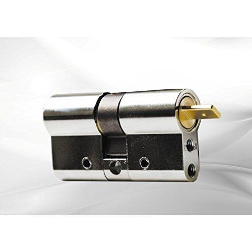 Cylindre de sécurité Danalock/Keso 4000S sur mesure, avec 3clésetcarte de sécurité