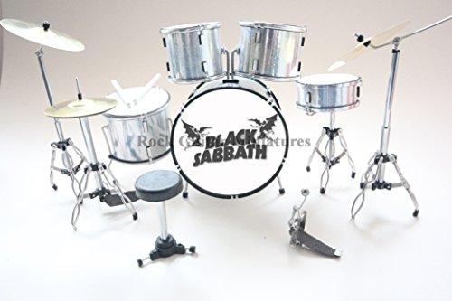 RGM384 Black Sabbath Miniaturschlagzeug