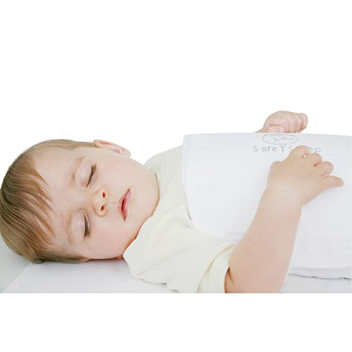 Safe t sleep sleepwrap babywrap swaddle: 'classic' model fits: bassinets, lettini/culle e lettini singoli standard, per neonati