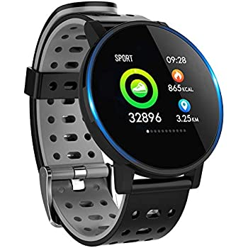 SmartWatch,Reloj Inteligente con Impermeable 67, Pulsera Actividad ...