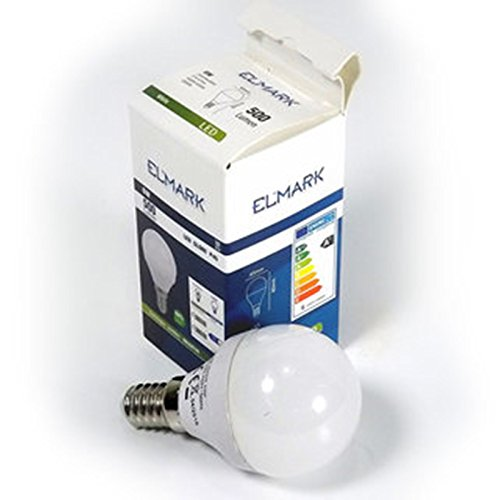 LED E14Globe P45naturale, bianco, 6W SMD2835240°