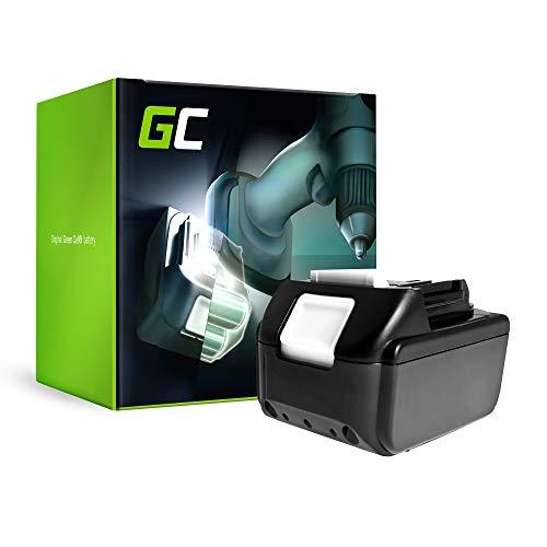 Green Cell® Werkzeug Akku für Makita DBO180Z (Samsung Li-Ion Zellen 4 Ah 18V)